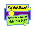 Irish Four Ball Golf