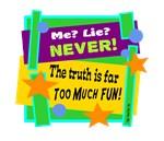 Me? Lie? Never!/Capt. Hook-Peter Pan/