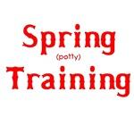 Spring (potty) training