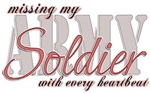 Missing My Soldier w/ Every Heartbeat
