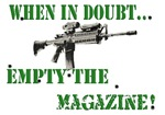 Empty The Magazine!