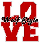Love Wolf Style