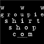 Groupie Shirt Shop