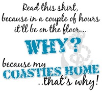 Read This Shirt - Coast Guard