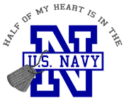 Half My Heart Is In The U.S. Navy