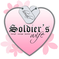 Strength, Courage, Devotion - Soldier's Wife