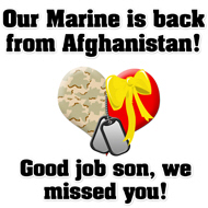 Back From Afghanistan (Marines)