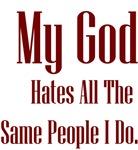 My God Hates