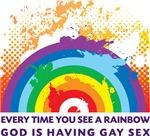 GOD RAINBOW SEX