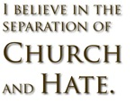 Church and Hate