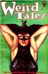 Weird Tales The Vampire Master