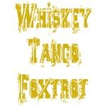 Whiskey Tango Foxtrot (WTF)