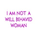 NOT BEHAVED