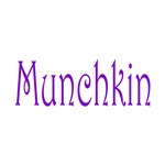 A script and whimsical version of the Munchkin label.  Show everyone that you are a Wizard of Oz fan as well as a fan of the Munchkins.