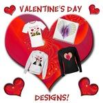 Valentine's Day Designs!