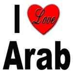 I Love Arab