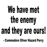 We Have Met the Enemy Quote