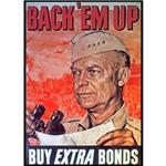 Eisenhower Back Em Up