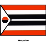 Arapaho Native American Flag