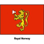 Royal Norway Norwegian Flag