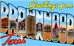 Brownwood Texas Greetings