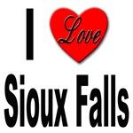 I Love Sioux Falls