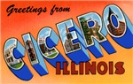 Cicero Illinois Greetings
