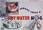Comic Hot Water Hog