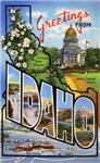 Idaho Greetings