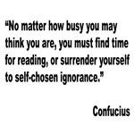 Confucius Reading Quote