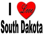 I Love South Dakota