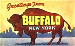 Buffalo New York Greetings