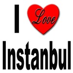 I Love Instanbul Turkey