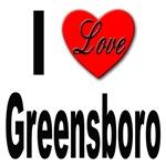 I Love Greensboro