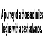 Journey Begins with Cash