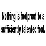 Talented Fool Humor