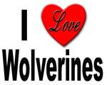 I Love Wolverines
