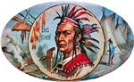 Indian Chief Cigar Label