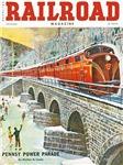 Railroad Magazine Cover 1