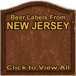 New Jersey Beer Labels