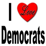 I Love Democrats