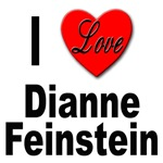 I Love Dianne Feinstein