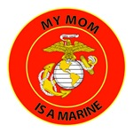 My Mom is a Marine