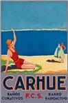 Argentina Travel Poster 1