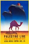 Palestine Travel Poster 2