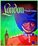 London Travel Poster 1