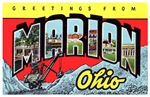 Marion Ohio Greetings