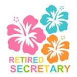 Hibiscus Retired Secretary