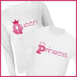 Queen & Princess Matching Sets