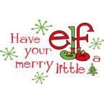 Merry Elf